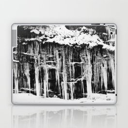 Miller's Creek Icicles Laptop & iPad Skin