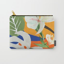 Garden - Abstract Art Carry-All Pouch