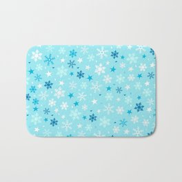 Let it snow! Bath Mat
