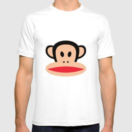 Julius Monkey by Paul Frank - Pink T-shirt