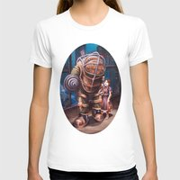 bioshock infinite T-shirts featuring Bioshock by Emily Blythe Jones