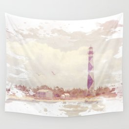 Summertime at the Cape Wall Tapestry