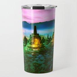 Borobudur Temple Travel Mug