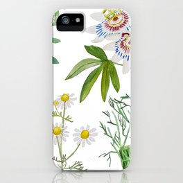 Herbal Blend iPhone Case