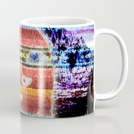Inka Mask Coffee Mug