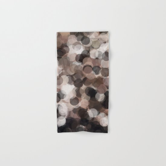 Coffee Bubbles #Society6 #Art #1 Hand & Bath Towel