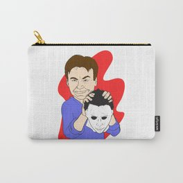 Michael Myers Unmasked Carry-All Pouch