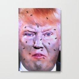 Donald J. Trump Rally. Metal Print