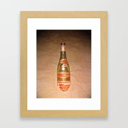 An Evening at the Giacobazzi Shore Framed Art Print