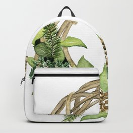 Winter Greens Backpack