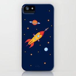 Spaceship! iPhone Case