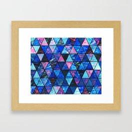 Ommatidia Framed Art Print