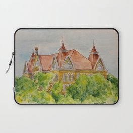 Texas State (SWT) University Old Main Building, San Marcos, TX Laptop Sleeve
