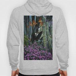Succulent Garden Hoody