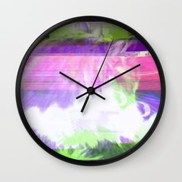 3 a.m. Footsteps Wall Clock