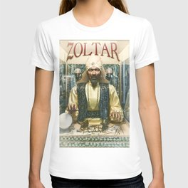 Zoltar the fortune teller London England UK T-shirt