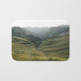 Little People - Landscape Photography Bath Mat