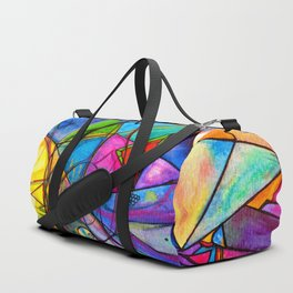 Rome always beautiful Duffle Bag