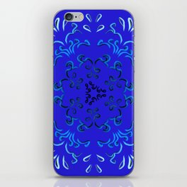 """Hakakā a hohonu"" (lucha profunda) iPhone Skin"