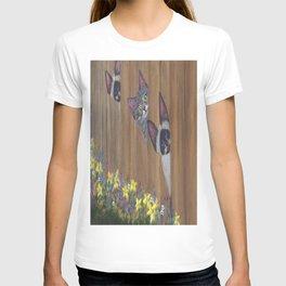 Three Little Kitties T-shirt