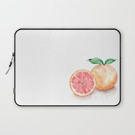 Watercolour Grapefruit Laptop Sleeve