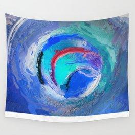 Abstract Mandala 187 Wall Tapestry