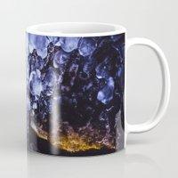 optimus prime Mugs featuring Optimus Prime by HappyMelvin