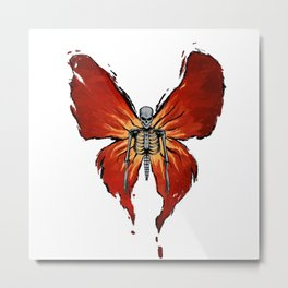 Life is strange before the storm - Chloe Skellafly Metal Print