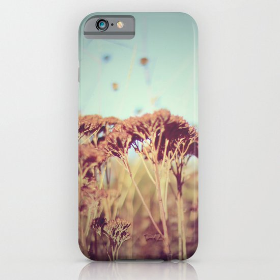 plants - Retro  iPhone & iPod Case