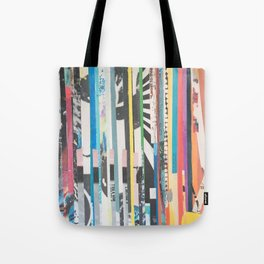 STRIPES 40 Tote Bag
