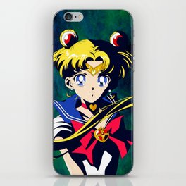 Sailor Moon S iPhone Skin