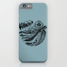Hawaii Slim Case iPhone 6s