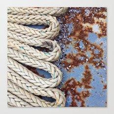 Rope Master Canvas Print