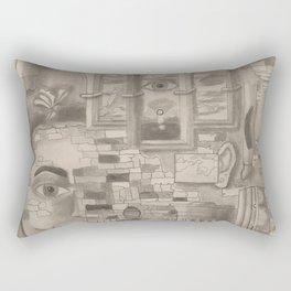 a part of life Rectangular Pillow