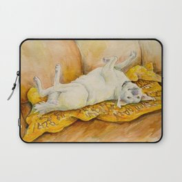 Star_Watercolor by Bruce Grant Laptop Sleeve