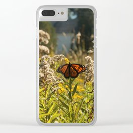 Indian Summer in Maine Clear iPhone Case