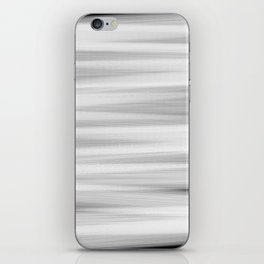 Black and White Stripes Abstract iPhone Skin
