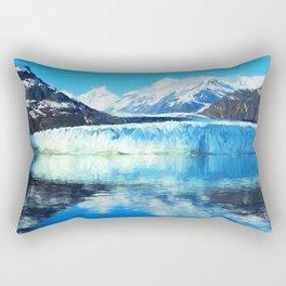 Glacier Bay Rectangular Pillow