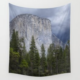 Yosemite National Park, El Capitan, Yosemite Photography, Yosemite Wall Art Wall Tapestry