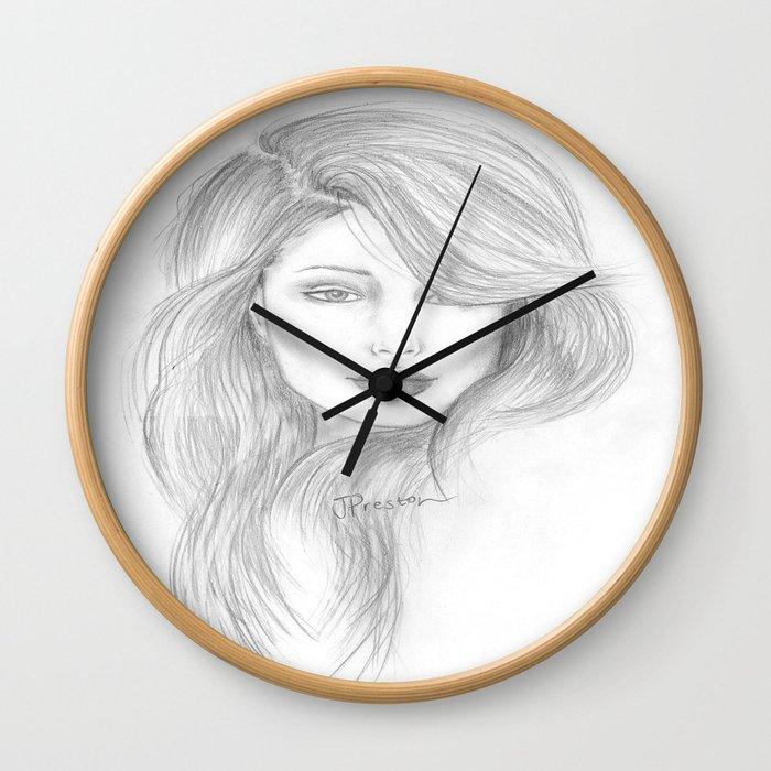 Jen Wall Clock