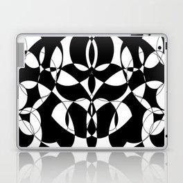 W+B Laptop & iPad Skin