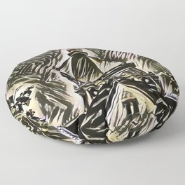 The Golden Dome Floor Pillow