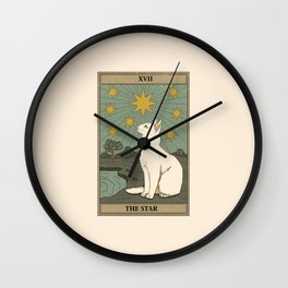 The Star Wall Clock