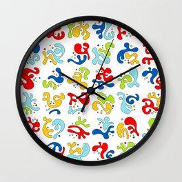 Kamasutra (2) Wall Clock