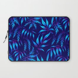 Brooklyn Forest - Blue Laptop Sleeve