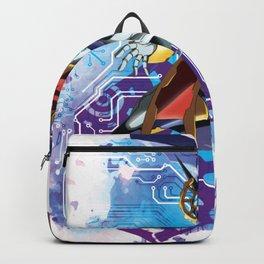 Chronojet Dragon Backpack