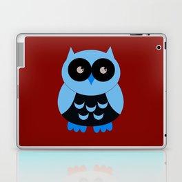 Vintage Vector Smart Owl Laptop & iPad Skin