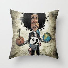 Yes, I Can Throw Pillow
