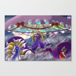 The Yakumo Family Canvas Print