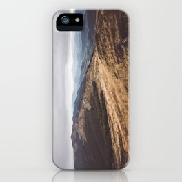 Over the hills and far away iPhone Case